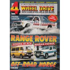4 Wheel Drive 1985 nr1