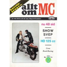 Allt om MC 1970 nr5