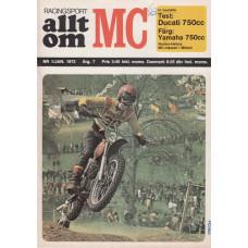 Allt om MC 1972 nr1