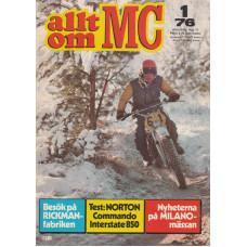 Allt om MC 1976 nr1