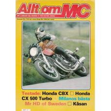 Allt om MC 1982 nr1