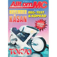Allt om MC 1986 nr1