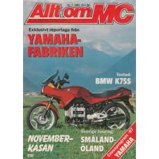 Allt om MC 1987 nr1
