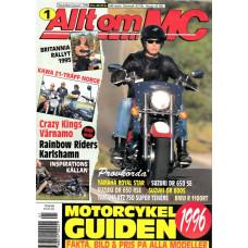 Allt om MC 1996 nr1