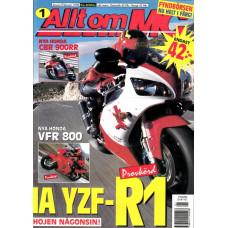 Allt om MC 1998 nr1