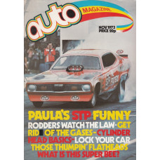 Auto Magazine 1973 nr11