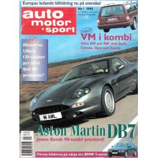 Auto MotorSport 1995 nr1