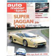 Auto MotorSport 1995 nr3