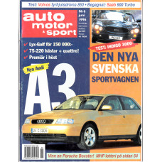Auto MotorSport 1996 nr6