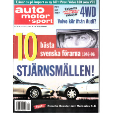 Auto MotorSport 1997 nr1