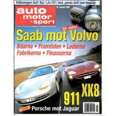 Auto MotorSport 1998 nr1