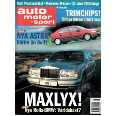 Auto MotorSport 1998 nr5