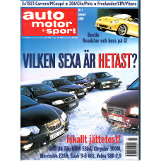 Auto MotorSport 1999 nr1
