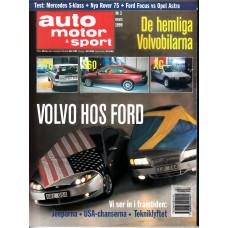 Auto MotorSport 1999 nr3