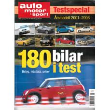 Auto MotorSport 2003 Testspecial