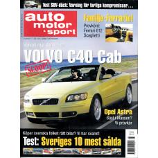 Auto MotorSport 2004 nr7