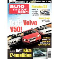 Auto MotorSport 2004 nr8