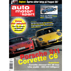 Auto MotorSport 2005 nr3