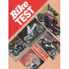 Bike 1983 nr1 Test