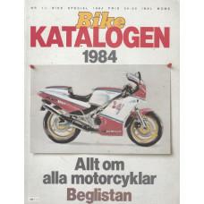 Bike 1984 nr1 Katalogen