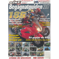 Bike 2007 Begagnat Guiden 2007