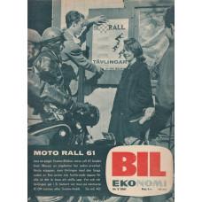 Bil Ekonomi 1961 nr5