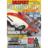 Bilsport Dragracing 1997