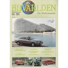 Bilvärlden 1985 nr2