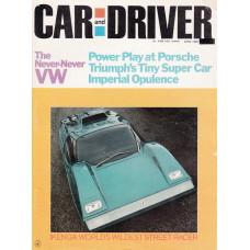 Car & Driver 1969 nr4