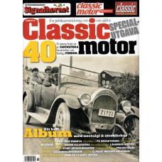 Classic Motor Special 40 år av fordon nr15