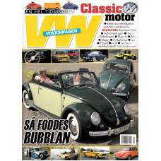 Classic Motor Special VW nr20
