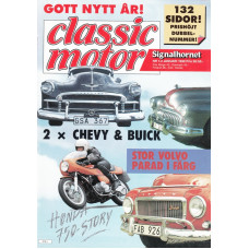 Classic Motor 1990 nr1/2