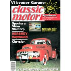 Classic Motor 1991 nr1/2