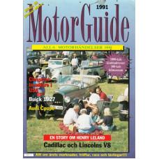 Classic Motor 1991 Motorguiden