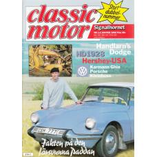 Classic Motor 1992 nr1/2