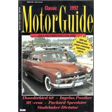 Classic Motor 1992 MotorGuide