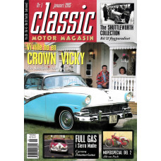 Classic Motor 1995 nr1