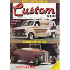 Custom & Rod 1979 nr2