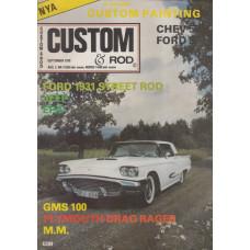 Custom & Rod 1979 nr9
