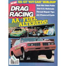 Dragracing 1986 nr1