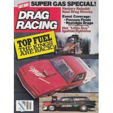 Dragracing 1986 nr3