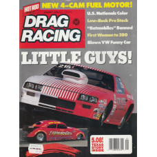 Dragracing 1988 nr1