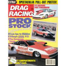 Dragracing 1990 nr2