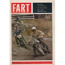 Fart Magazin med Motorrevyn 1962 nr11