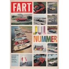 Fart Magazin med Motorrevyn 1963 nr12