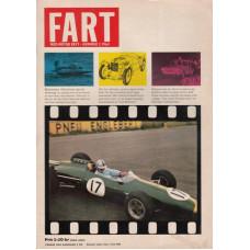 Fart Magazin med Motorrevyn 1964 nr3