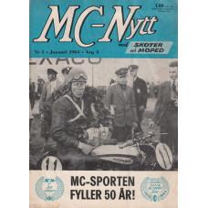 MC Nytt 1963 nr1