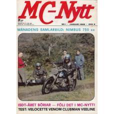 MC Nytt 1966 nr1