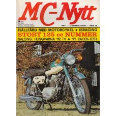 MC Nytt 1970 nr1