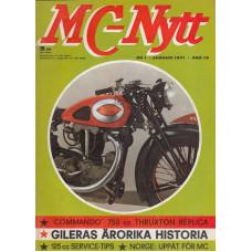 MC Nytt 1971 nr1